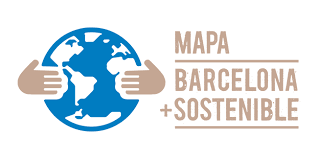 Mapa Barcelona + Sostenible